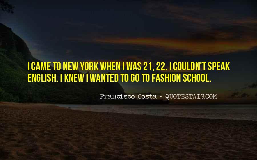 Costa's Quotes #225517