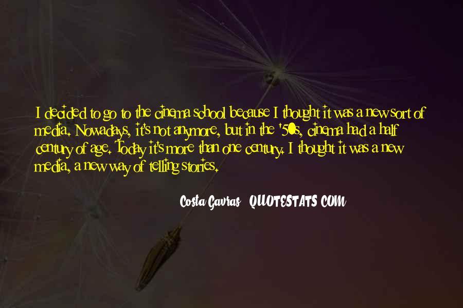 Costa's Quotes #335647