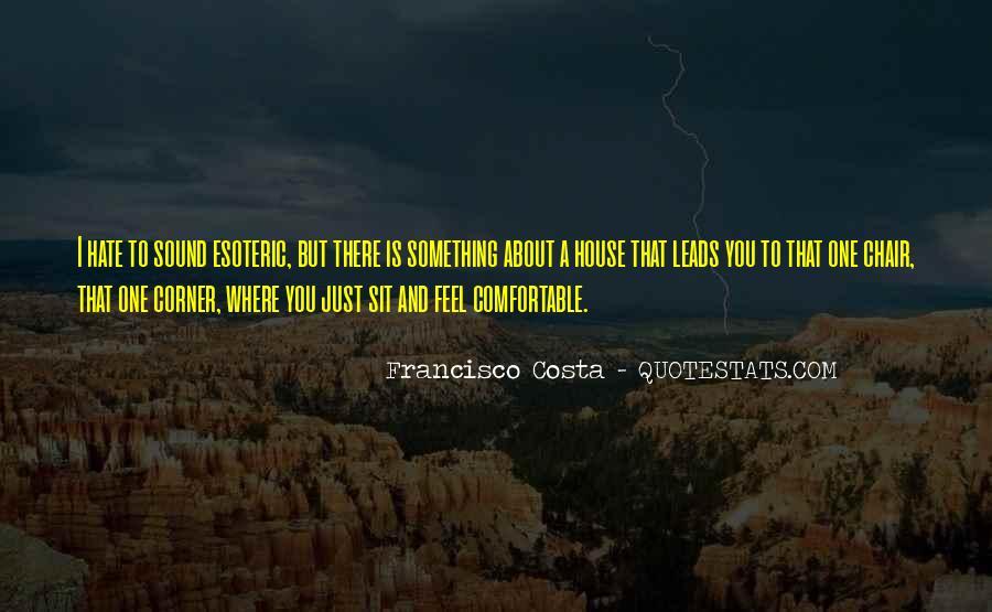Costa's Quotes #452603