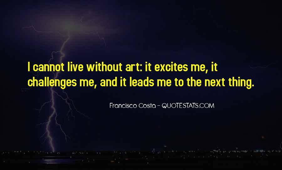 Costa's Quotes #470073