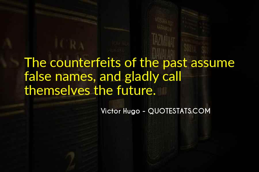 Counterfeits Quotes #1273824