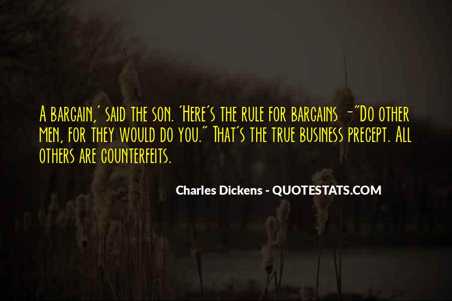 Counterfeits Quotes #602758
