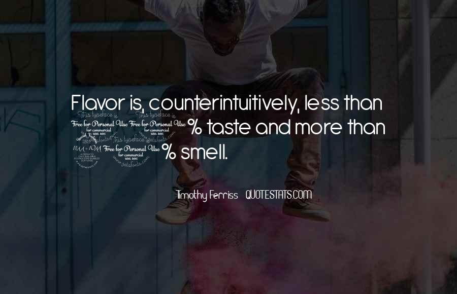 Counterintuitively Quotes #215413
