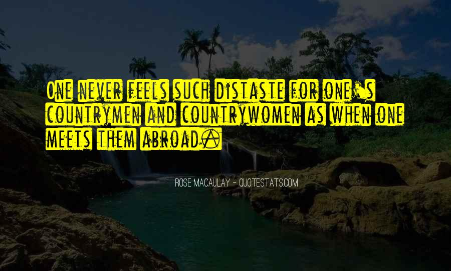 Countrywomen Quotes #828451