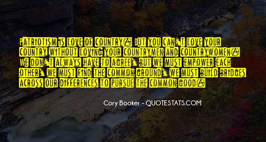 Countrywomen Quotes #948089