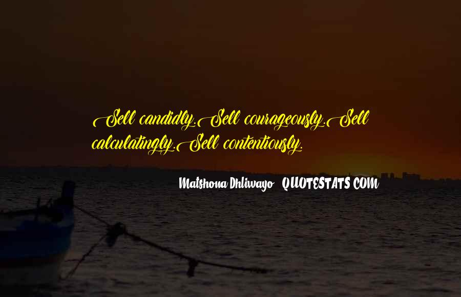 Courageously Quotes #1766948
