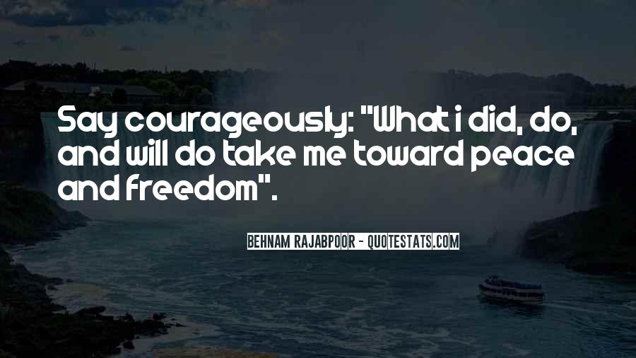 Courageously Quotes #510613