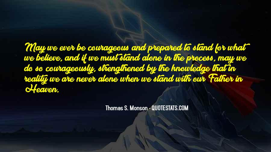 Courageously Quotes #603178