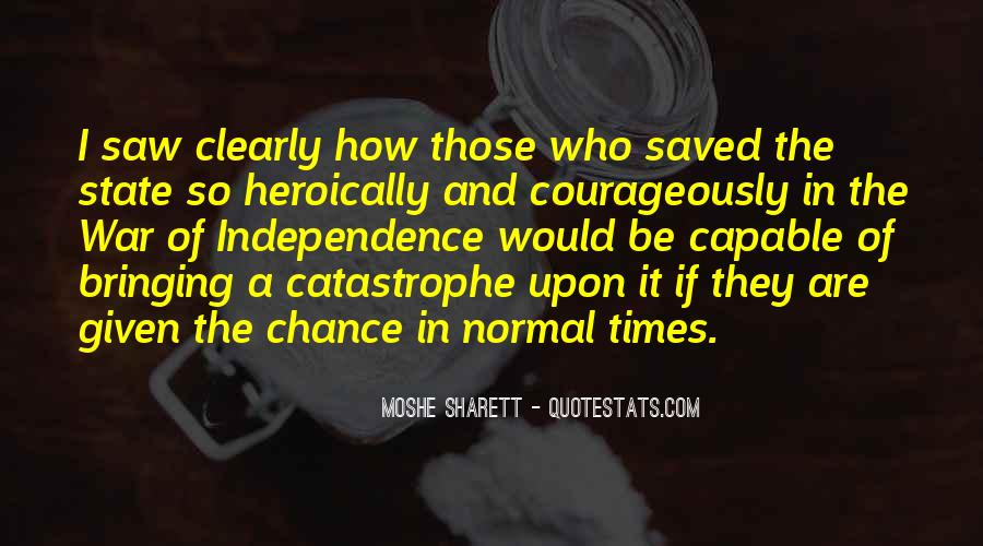 Courageously Quotes #655022