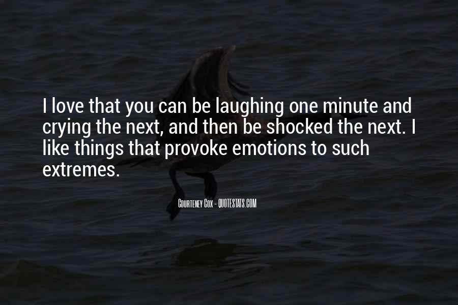 Courteney Quotes #1110650