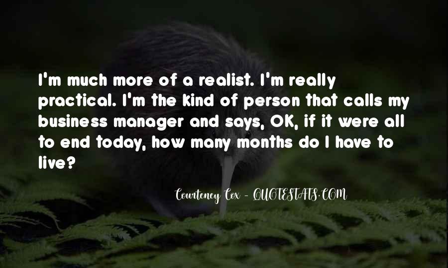 Courteney Quotes #1126670