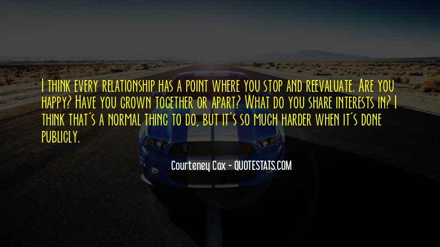 Courteney Quotes #529447