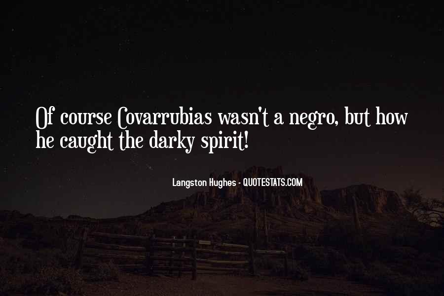 Covarrubias Quotes #1540497