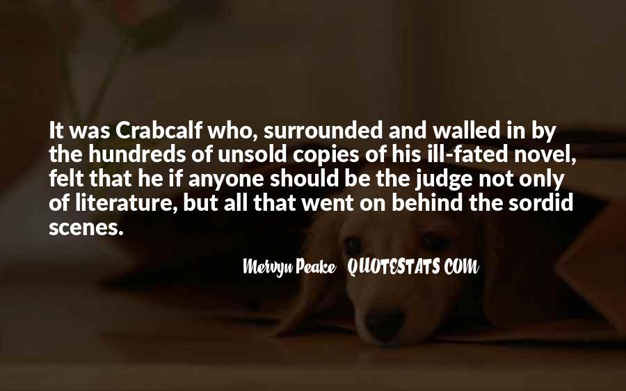 Crabcalf Quotes #1007977