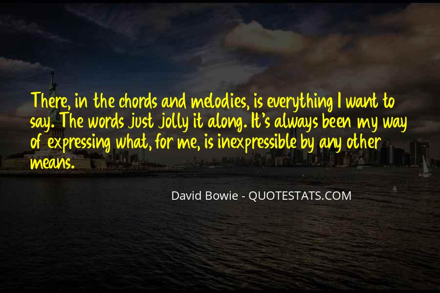Quotes About The Inexpressible #1129241