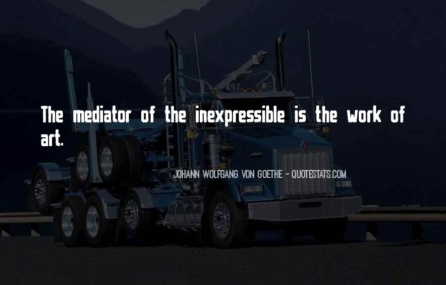 Quotes About The Inexpressible #1186502