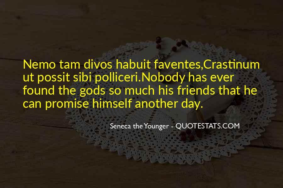 Crastinum Quotes #231760