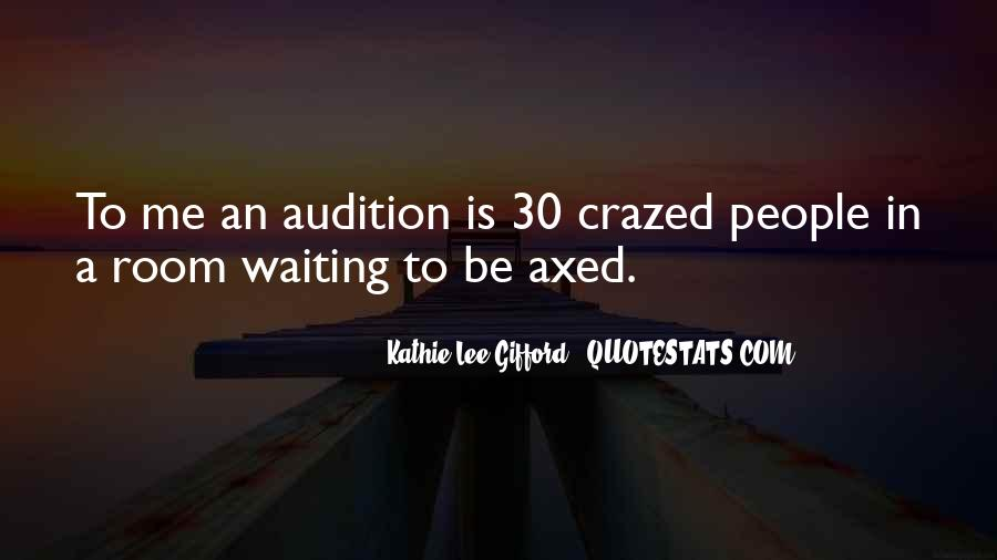 Crazed'n'jiffyin Quotes #1309064