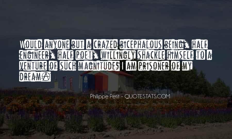 Crazed'n'jiffyin Quotes #1415932