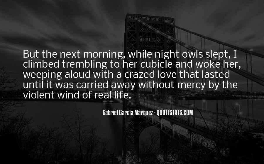 Crazed'n'jiffyin Quotes #224020