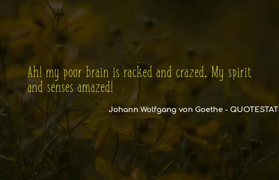 Crazed'n'jiffyin Quotes #2951