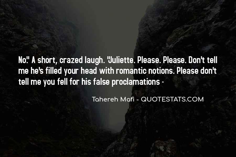 Crazed'n'jiffyin Quotes #810248