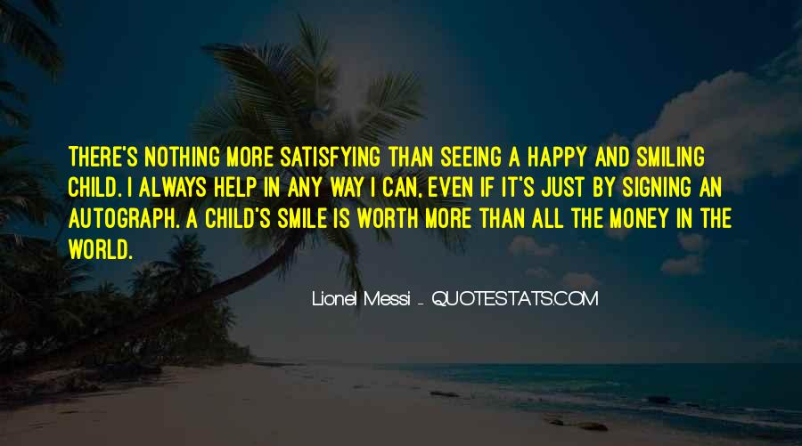 Quotes About Seeing His Smile #1125627