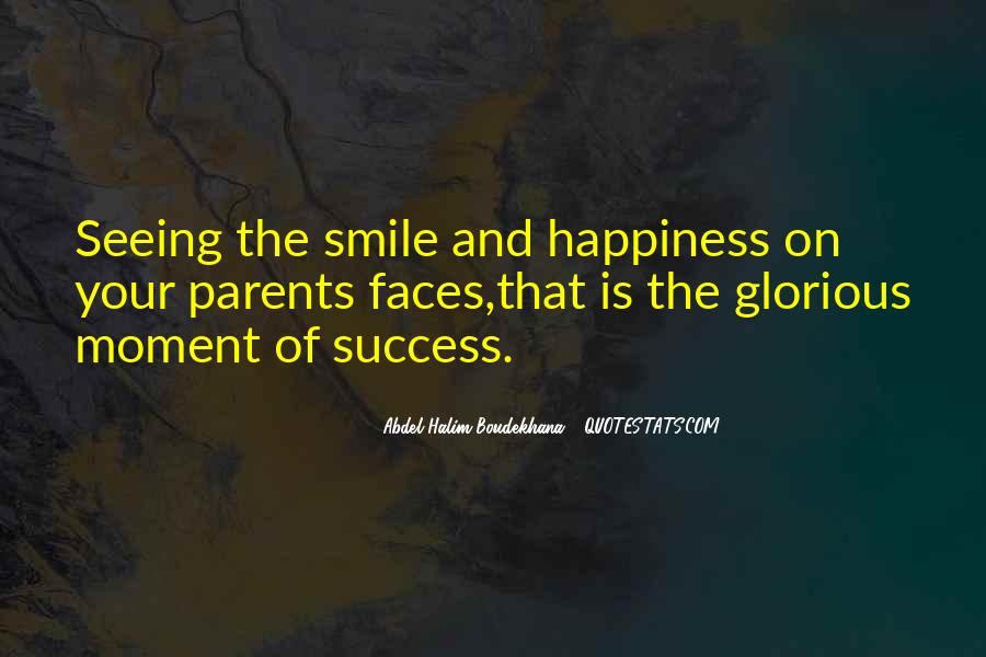 Quotes About Seeing His Smile #1277879
