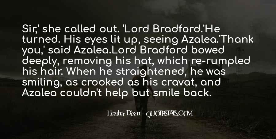 Quotes About Seeing His Smile #1630818