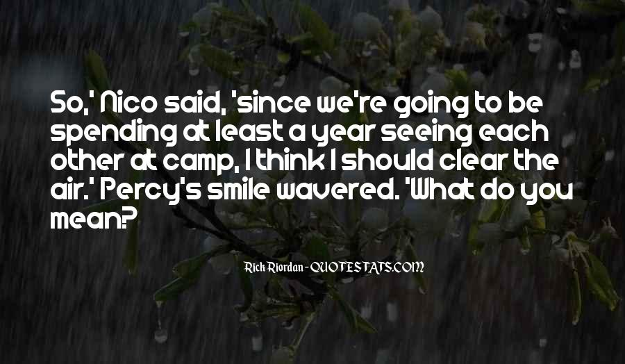 Quotes About Seeing His Smile #1678092