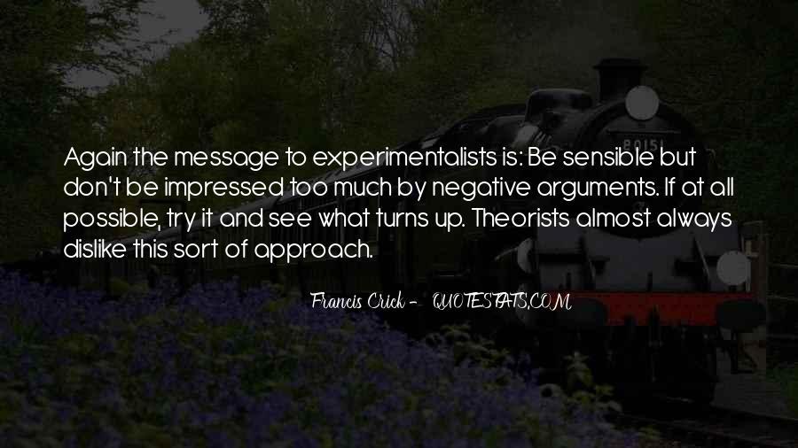 Crick's Quotes #1003643