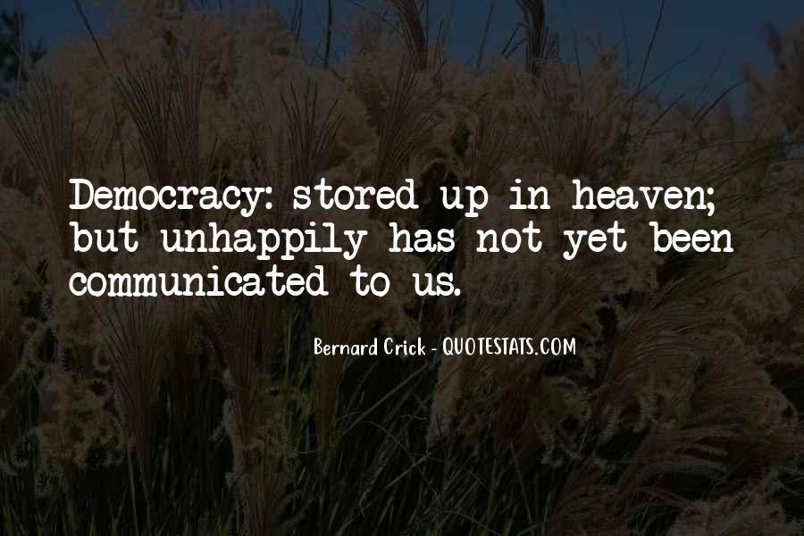 Crick's Quotes #1009729