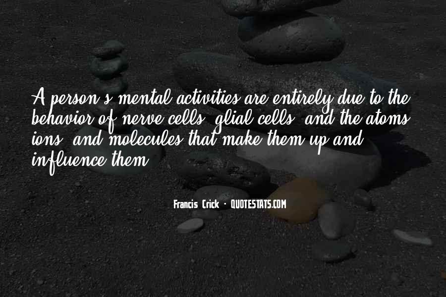 Crick's Quotes #104831