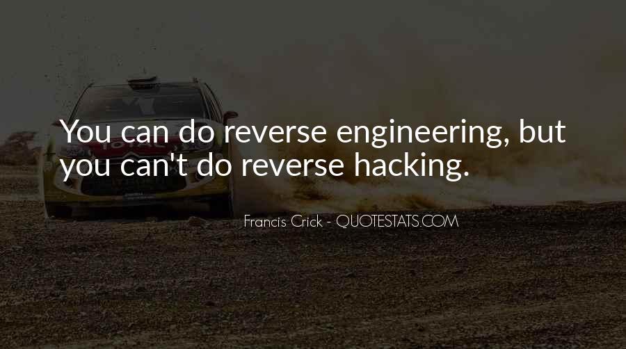Crick's Quotes #1092711