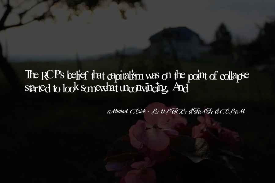 Crick's Quotes #1127853