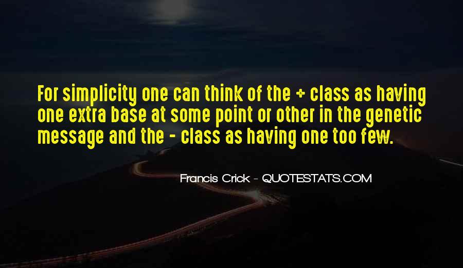 Crick's Quotes #1139498