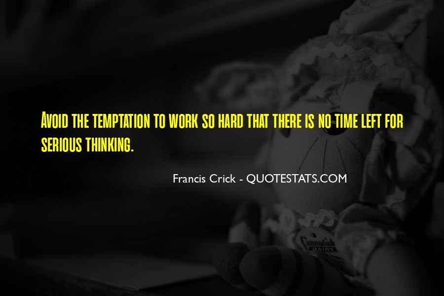 Crick's Quotes #1153348