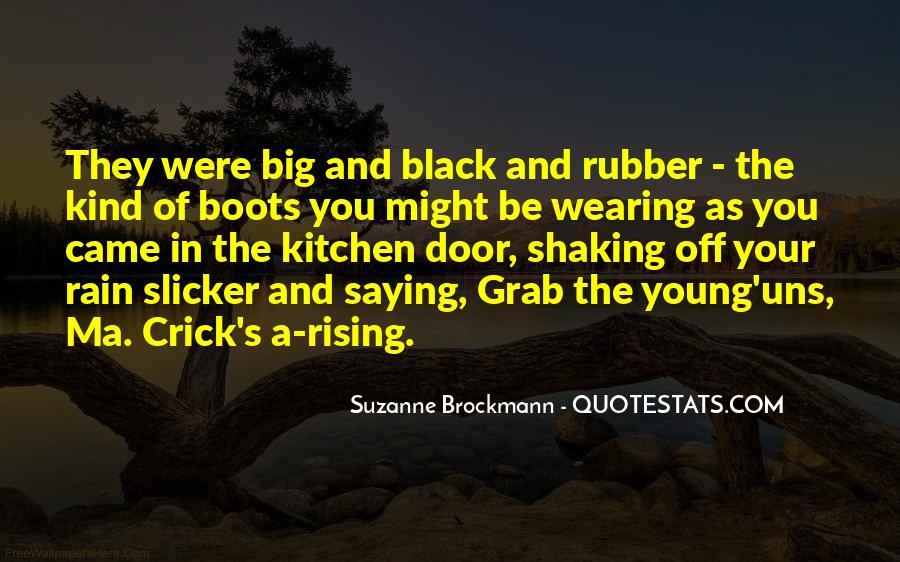 Crick's Quotes #1754410