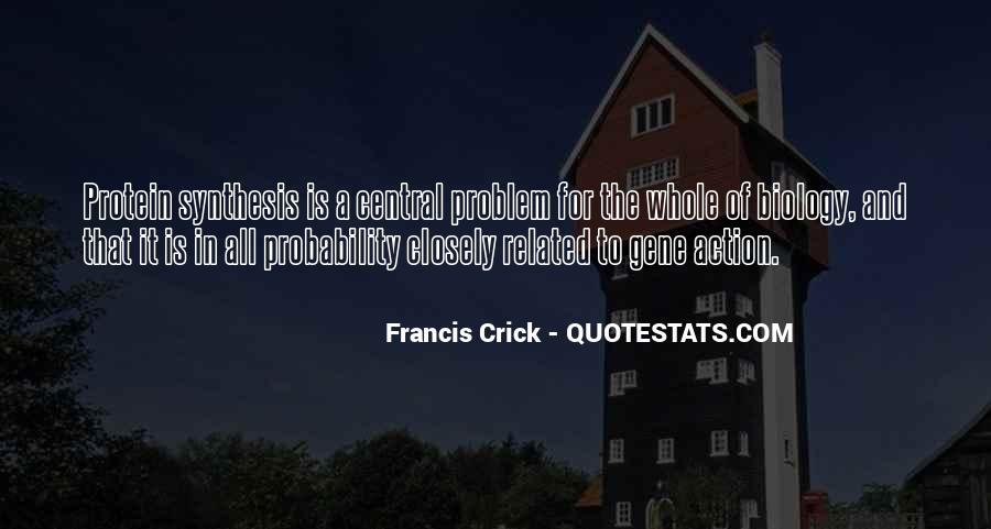 Crick's Quotes #215003