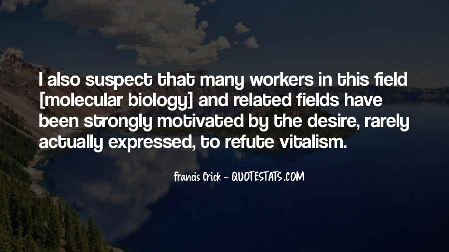 Crick's Quotes #419875