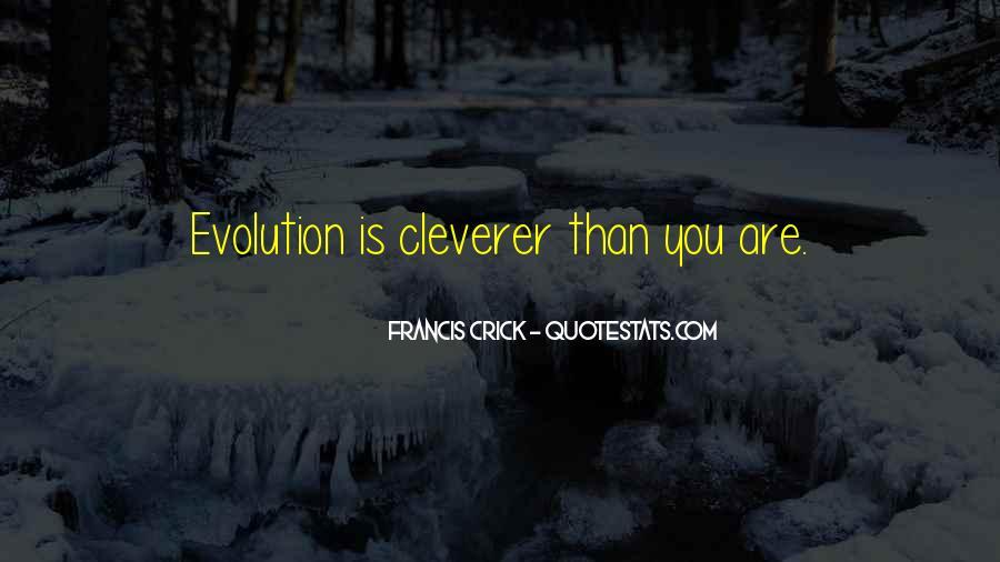 Crick's Quotes #460146