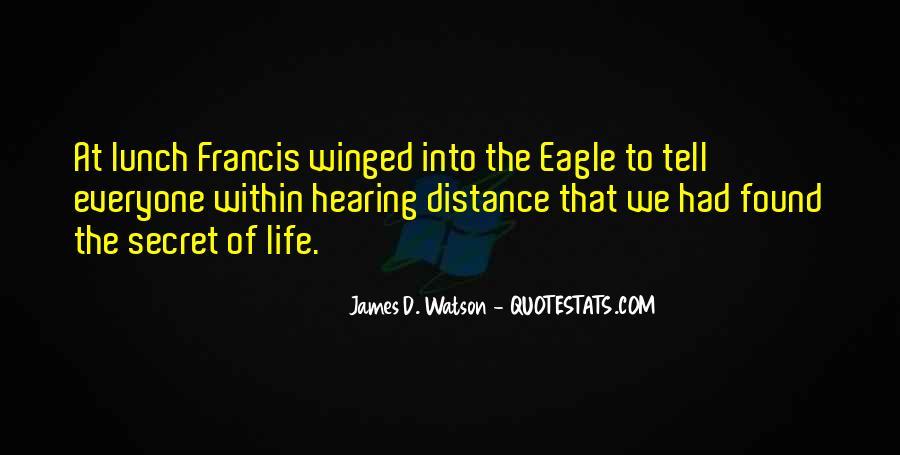 Crick's Quotes #501984