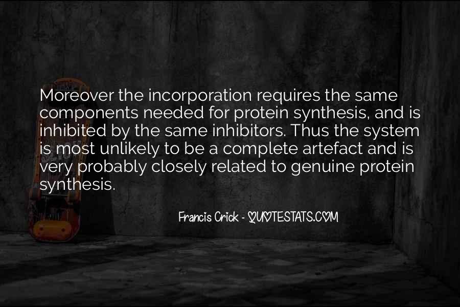 Crick's Quotes #523947