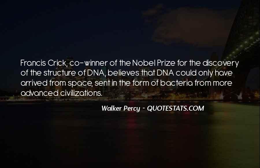 Crick's Quotes #568553