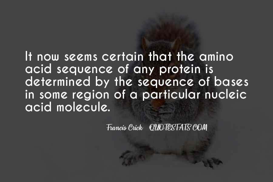 Crick's Quotes #637389