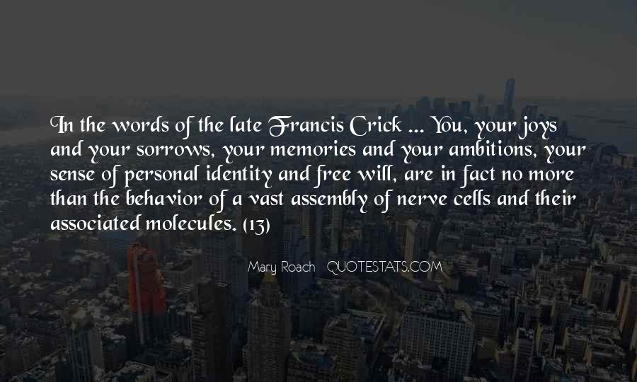 Crick's Quotes #642303