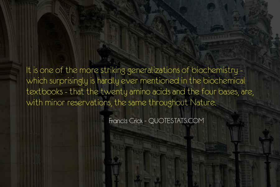 Crick's Quotes #74764