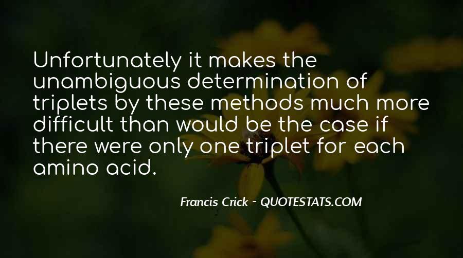 Crick's Quotes #773255
