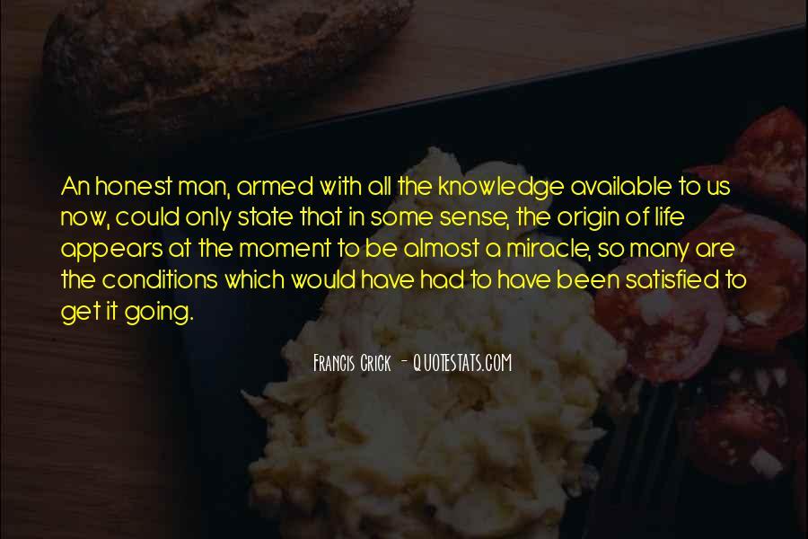 Crick's Quotes #917218