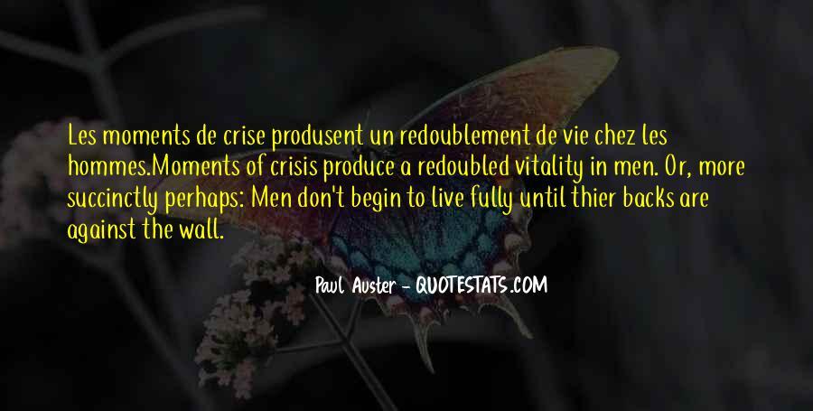 Crise Quotes #117076